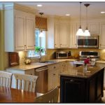 Coordinate Paint Color Kitchen Colors Cherry Cabinets Home Cabinet