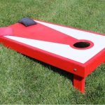 Cornhole Boards Outdoor Furniture Spray Paint Projects