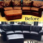 Couch Spray Leather Sofa Paint Best