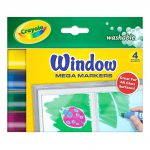 Crayola Window Markers Crystal Effects