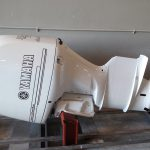 Custom Outboard Paint