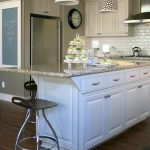 Customize Your Kitchen Painted Island