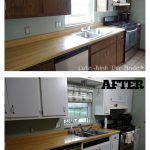 Cute Junk Made Paint Laminate Cabinets Part Three Finishing Touches
