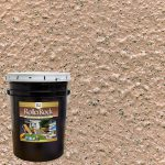 Daich Rollerrock Gal Self Priming Ginger Exterior Concrete Coating Rrpl Gin Home