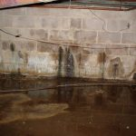 Damp Proofing Outside Foundation Walls Waterproofing Basement Paint