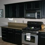 Deciding Between Painting Kitchen Cabinets Black White