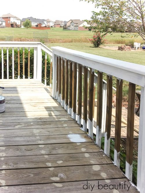 Deck Paint Diy