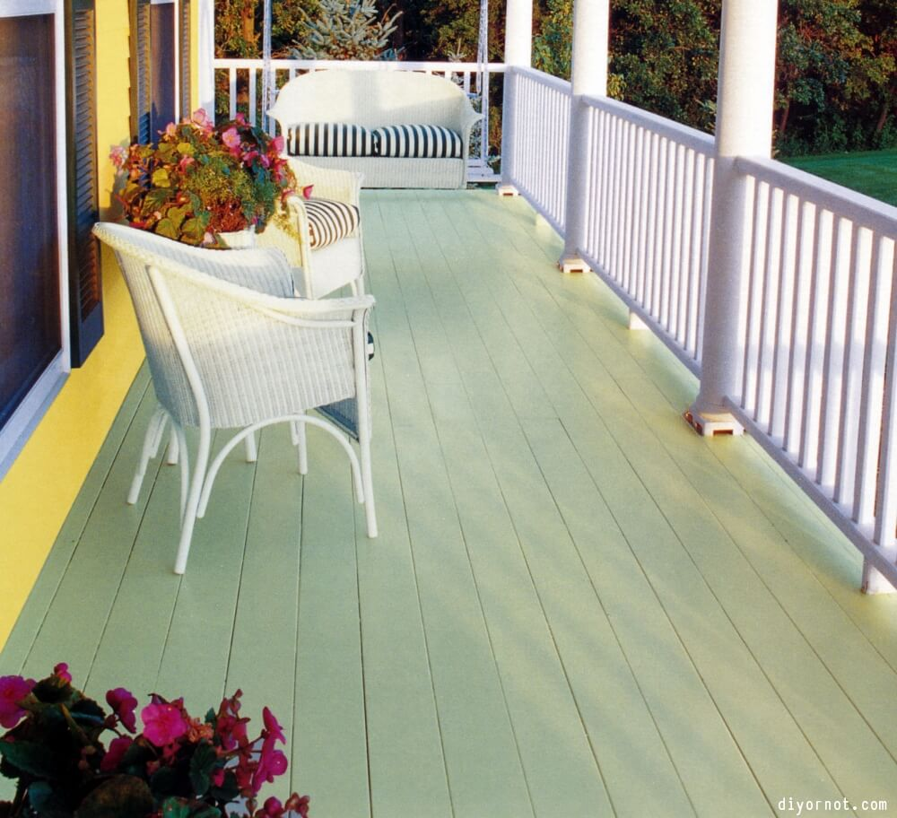 Deck Painting Ideas Paint