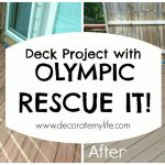 Deck Project Olympic Rescue Decorate