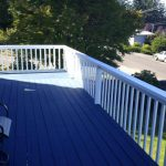 Deck Restore Lowes Tinted Match Our Home Covers Splinters