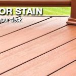 Deck Stain Ratings