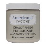 Decoart Americana Decor Chalky Finish Multi Surface Eggshell Paint Pots