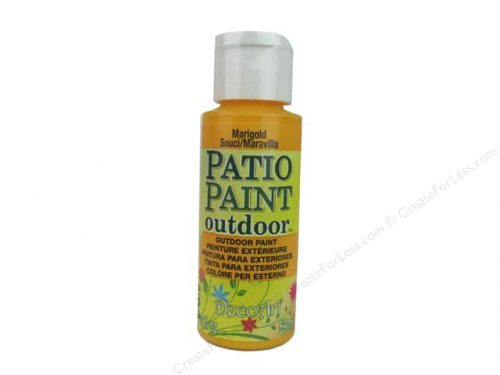 Decoart Patio Paint Marigold
