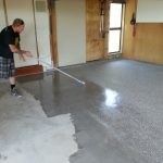 Decor Cool Home Depot Garage Floor Epoxy Tremendous Decoration
