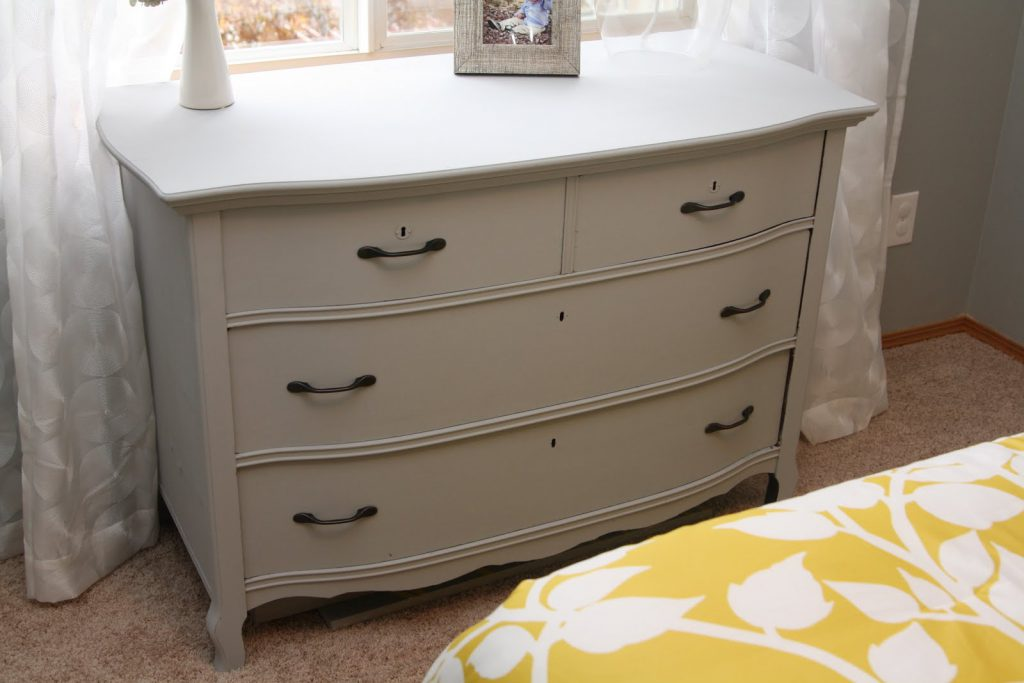 Decorating Dorchester Way Paris Grey Dresser