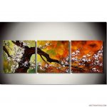 Decorating Gorgeous Acrylic Paintings Wall Decor Inspiration Suitable Any Space