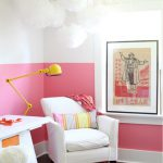 Design Inspiration Two Tone Painted Walls Cozy