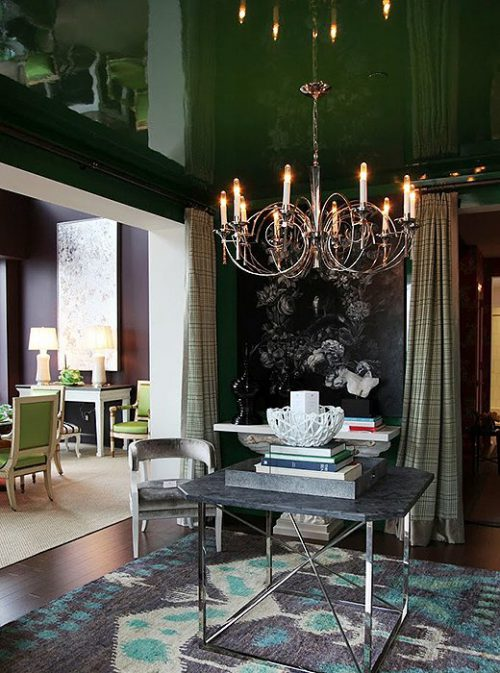 Designer Rooms Gorgeous Painted