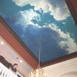 Detail S Ceiling Murals Pinterest