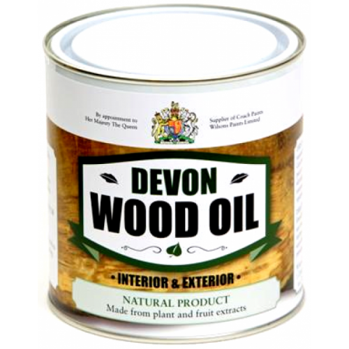 Devon Wood Oil Wilson