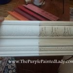Difference Between Annie Sloan White Chalk Paint Colors Purple Painted