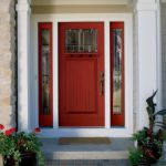 Different Front Door Colors Say Homeowner Household Tips