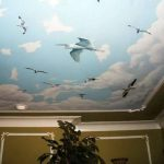 Different Methods Help Designing Ceiling Murals Home Design
