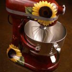Digital Concepts Completion Custom Hand Painted Kitchenaid Mixers Amore