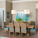 Dining Room Awesome Small Apartment Painting Ideas