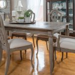 Dining Room Table Detailed Makeover