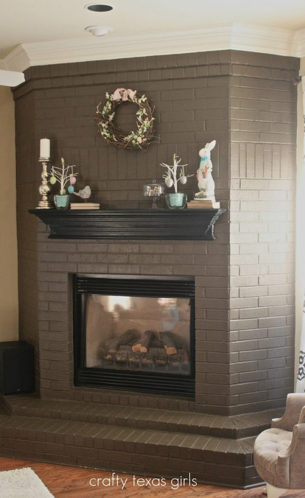 Discussing Brick Fireplace Remodel Options Design