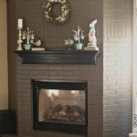 Discussing Brick Fireplace Remodel