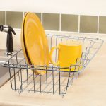 Dish Drainer Fits Sink Amazoncom Umbra Sinkin Drying