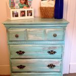 Distressing Old Furniture Paint Diy Tutorial Trends