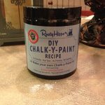 Diy Chalk Paint Powder Make Your Own Any Color Mix Fast Easy