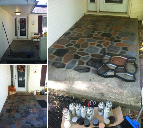Diy Concrete Flooring