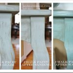 Diy Great Tutorial Discussion Chalk Paint Glaze Sanding Wax Daily Home