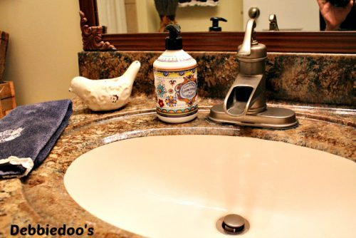 Diy Painted Countertops Using Giani Granite Paint