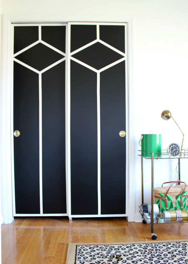 Diy Painted Patterned