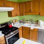 Diy Painting Wood Kitchen Cabinets Girl