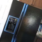 Diy Painting Your Fridge Chalkboard Paint Handmade