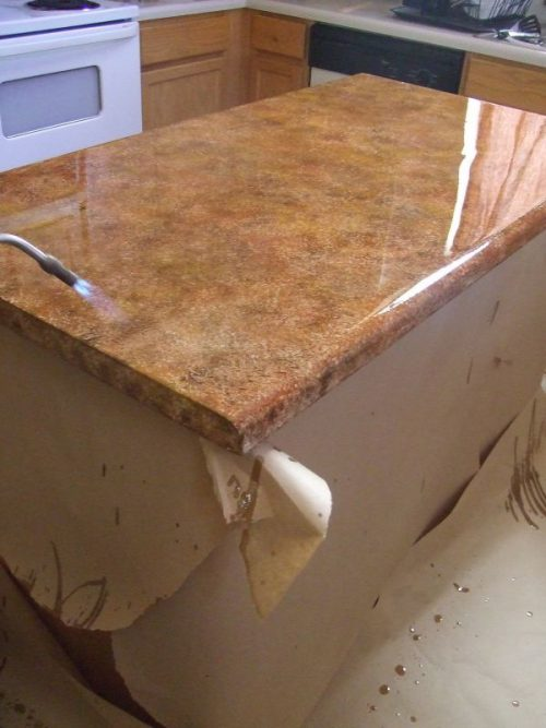 Diy Updates Your Laminate Countertops Without Replacing
