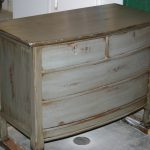 Doodle Bug Distressed Antique Dresser Paint