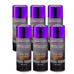Duplicolor Purple Anodized Spray Paint Case Dupmc