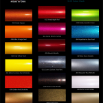 Dupont Car Color Chart Html Autos