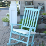 Easiest Way Paint Outdoor Furniture Sprayer Our House Now