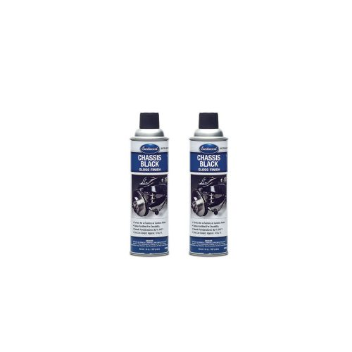Eastwood Extreme Chassis Black Paint Satin Aerosol Primer Kit