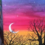 Easy Acrylic Painting Ideas Trees Google Search Paint Pinterest