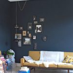 Easy Diy Paint One Blue Wall