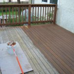 Easy Guide Staining Your Deck Accurate Home Inspection